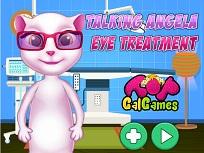 Angela Tratament pentru Ochi