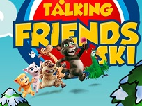 Talking Friends Ski