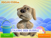 Talking Ben Bubble