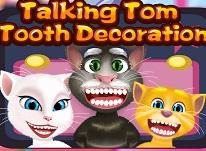 Talking Friends la Dentist
