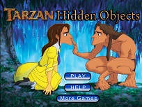 Tarzan Gaseste Obiectele