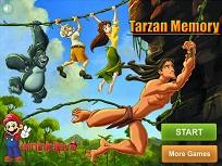 Tarzan Joc de Memorie