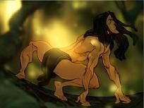 Tarzan in Jungla