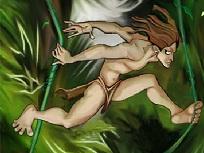 Tarzan si Blestemul Junglei