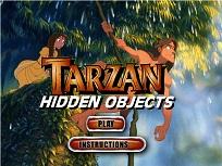 Tarzan si Obiectele Ascunse