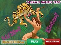 Tarzan si Testul de Matematica
