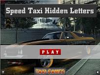 Taxi Rapid si Literele Ascunse