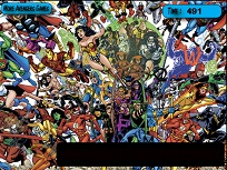 The Avengers si Literele Ascunse