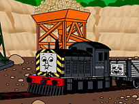 Thomas si Mavis Transporta Pietre