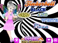 Tinkerbell Prepara Pizza