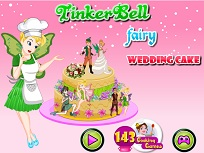 Tinkerbell si Tortul de Nunta