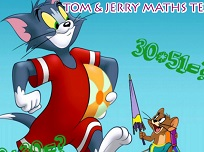Tom si Jerry Test de Matematica