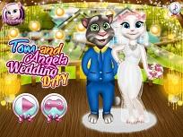 Tom si Angela Ziua Nuntii