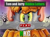 Tom si Jerry Cauta Literele Ascunse
