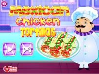 Tortillas de Pui Mexicane