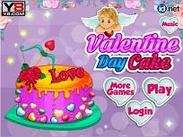 Tortul de Valentines Day