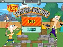 Tower-inatorul lui Phineas si Ferb