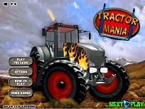 Tracteaza Tractorul