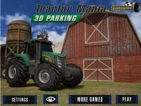 Tractor Mania de Parcat