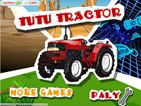 Tractorul cu Remorca
