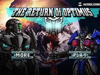 Transformers Intoarcerea lui Optimus Prime