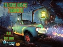 Transportul de Halloween