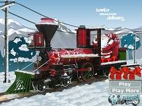 Trenul de Craciun