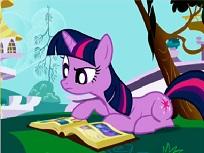 Twilight Sparkle si Cartea