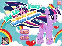 Twilight Sparkle si Curcubeul