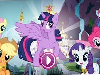 Twilight Sparkle si Elementele Magice