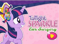 Twilight Sparkle si Operatia la Ureche