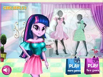 Twilight Sparkle si Tinuta Noua
