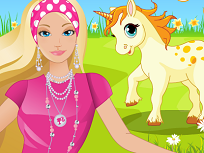 Unicornul lui Barbie