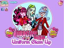 Uniformele Monster High