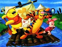 Ursuletul Winnie si Prietenii Puzzle