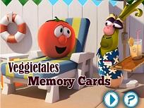 Veggie Tales si Jocul de Memorie