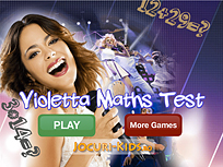 Violeta Test de Matematica
