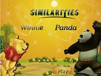 Winnie si Kung Fu Panda Asemanari