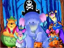 Winnie the Pooh si Prietenii de Halloween