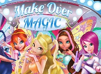 Winx Club Machiaj Magic