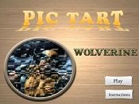 Wolverine Puzzle Rotund