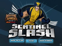 Wolverine VS Santinelele