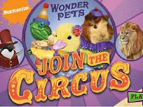 Wonder Pets la Circ