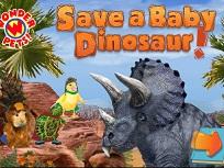 Wonder Pets si Dinozaurul