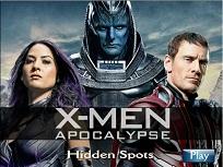 X-Men Apocalipsa Locuri Ascunse