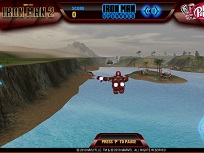 Zboara cu Iron Man 3D
