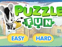 Zebra Zou Puzzle Fun