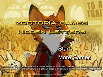 Zootopia si Literele Ascunse