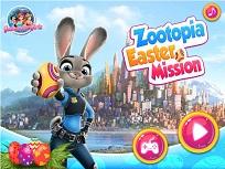 Zootopia si Misiunea de Pasti