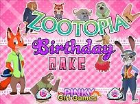 Zootopia si Tortul Aniversar
